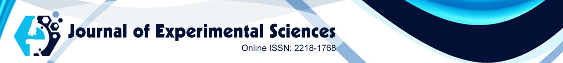 Journal of Experimental Sciences