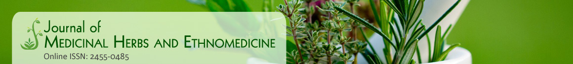 Journal of Medicinal Herbs and Ethnomedicine (JMHE)